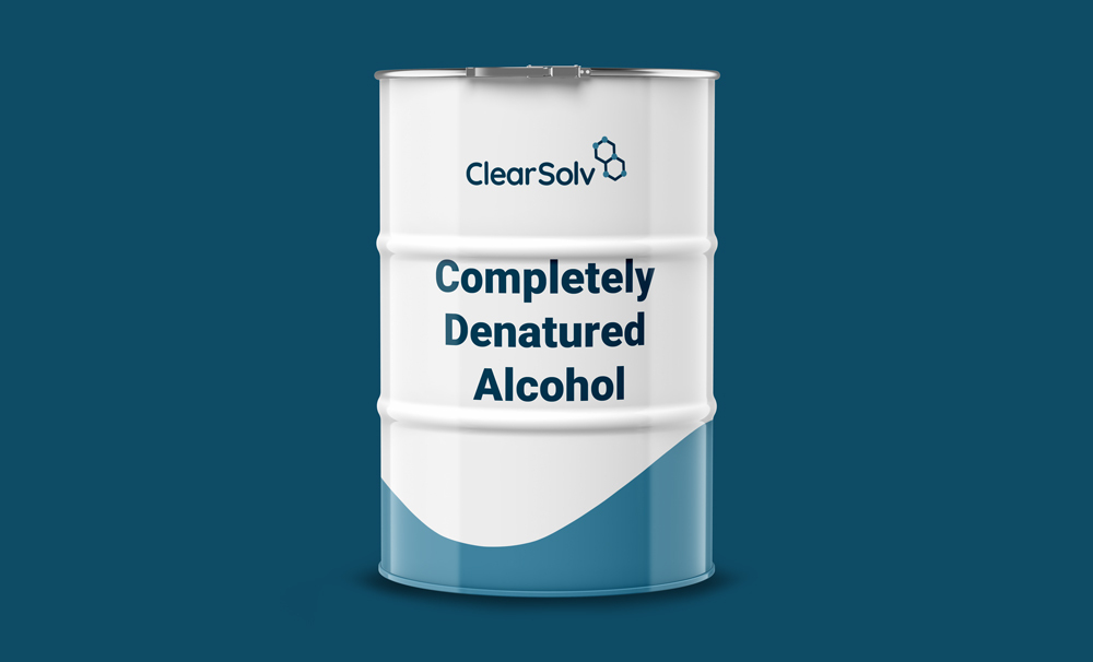 Completely Denatured Alcohol (CDA)